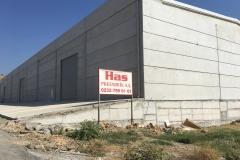 Nedim Ülker Depo inşaatı
